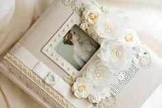 """Вдохновение: Свадебный фотоальбом """"Викторианская роскошь"""" New wedding photo album """"Victorian luxury"""""""