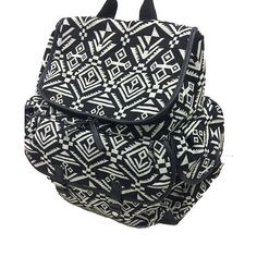 "Carters Baby Aztec Jacquard Backpack Diaper Bag - Black - Carter's  - Babies""R""Us"