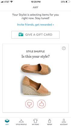 Stitch Fix, Your Style, Stylists, Gifts, Fashion, Moda, Presents, Fashion Styles, Favors