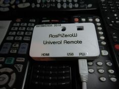 Raspberry Pi Zero Universal Remote with VERY DETAILED instructions