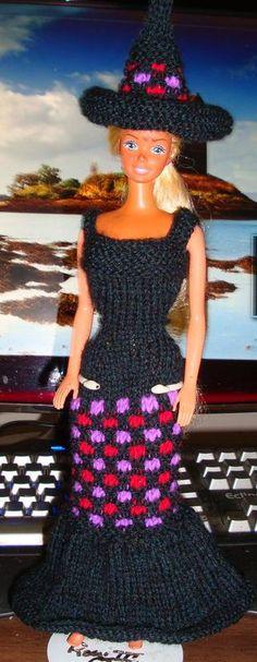 free pattern Ladyfingers - Barbie Witchie-Poo Costume #4 of 6