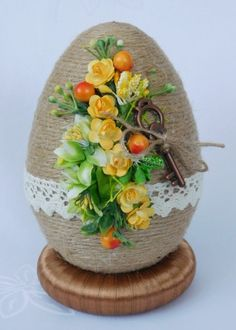 1 million+ Stunning Free Images to Use Anywhere Egg Crafts, Easter Crafts, Diy And Crafts, Spring Crafts, Holiday Crafts, Wedding Gift Wrapping, Egg Designs, Easter Projects, Flower Ball