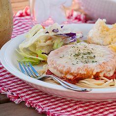 Recipes using breaded chicken breast patties