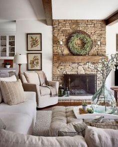 Best farmhouse living room design ideas (29)