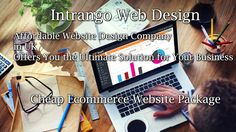 At intrango, we provide you one of the cheapest ecommerce package in UK. With our ecommerce package you will be having everything you need to run your ecommerce store