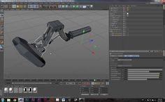 Tutorial: Rigging Up Xpresso Controlled Sliding Pistons on Vimeo Vfx Tutorial, Cinema 4d Tutorial, Animation Tutorial, 4d Animation, Animation Reference, Motion Design, Cgi, Solidworks Tutorial, Maya
