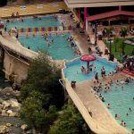 Las aguas termales de Chignahuapan es un lugar para disfrutar Viviendo en Quinta Madrid. Estas Aguas tienen propiedades curativas y pueden alcanzar los 50ºC.