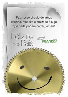 Cliente: Franzoi  Material: Cartão dia dos Pais  Agência: BAG propaganda