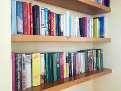 Die Wasnerin - mintnmelon Bookcase, Shelves, Home Decor, Pickling, Authors, Shelving, Homemade Home Decor, Book Shelves, Shelf