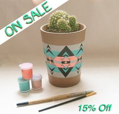 On Sale  Valley  Hand Painted Native American by CassetteLoveClub, $26.09