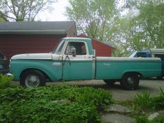 I own this one!  It's a '65 Ford F-100.