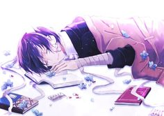 Rest after fight Dazai Bungou Stray Dogs, Stray Dogs Anime, Noragami, Dazai Osamu, Hot Anime Guys, Anime Boys, Manga Boy, Light Novel, Animes Wallpapers