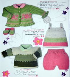 Photo: Baby Knitting Patterns, Embroidery Patterns, Sewing Patterns, Crochet For Kids, Knit Crochet, Couture, Baby Wearing, Toddler Outfits, Picasa