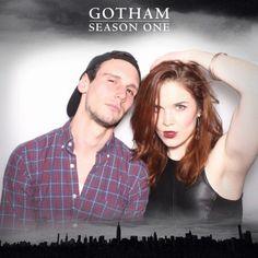 Gotham Wrap Party. Fox.