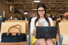 Ihr reist leidenschaftlich gerne und verbringt viel Zeit an Flughäfen auf der ganzen Welt? Dann dürften die WLAN-Passwörter der Airports wie gerufen kommen!