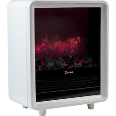 Crane Fireplace Electric Heater $59.99!