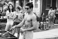 Zac Efron, one of the bad neighbours