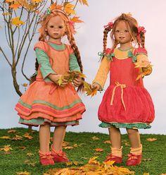 Куклы Annette Himstedt. 2008 Himstedt Kinder.. Обсуждение на LiveInternet - Российский Сервис Онлайн-Дневников