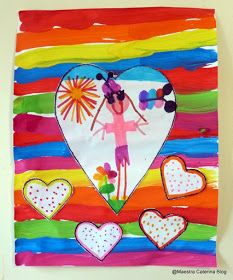 Mothers Day Crafts, Art Activities, Valentines Day, Blog, Kids, Pictures, Valentino, Spring, Mother's Day