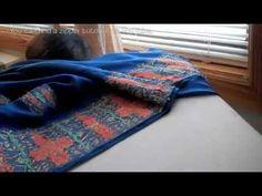DIY Abaya, video instructions
