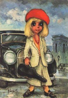 St.Wold ........     Wat is Carolien deftif.... mooi pakje aan....rode baret op......   viool aan de hand.......   de taxi staat te wachten  ... ik ga op stap..