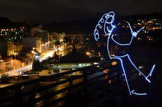 #photography #lightpainting