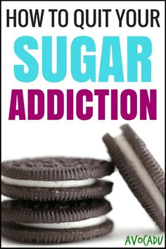 How to Quit Your Sugar Addiction | Avocadu.com