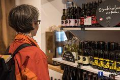 'Das Gramm' - Der erste Lebensmittelladen ohne Verpackungen oder überschüssige umweltverschmutzende Materialen in Graz. - 028 Gramm, Zero Waste, Liquor Cabinet, Foods, Packaging, Pictures
