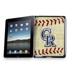 MLB Colorado Rockies iPad 3 Vintage Baseball Cover by Pangea Brands. $28.35. New from Keyscape and Pangea Brands, comes the new hard shell case for the IPad 2 or 3.  This case is made in the USA, the only case that allows 4 color art to enhance the protection of your IPad The ballpark leather (or vintage) look cases are rigid, hard shell cases that show off the fan that you are. All are packaged in attractive black bordered cases, peggable with clear window fo...
