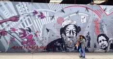 A Graffiti Tour in Bogota, Colombia which explains the history of graffiti in Bogotá and unveils some of the city's best street art.