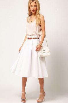 Weiß: Modetrend Sommer 2012 - GLAMOUR
