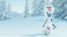 Frozen Twitter Header