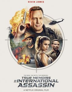 """CineNews: Kevin James é sequestrado no trailer da comédia de ação """"A História Real de um Assassino Falso"""""""