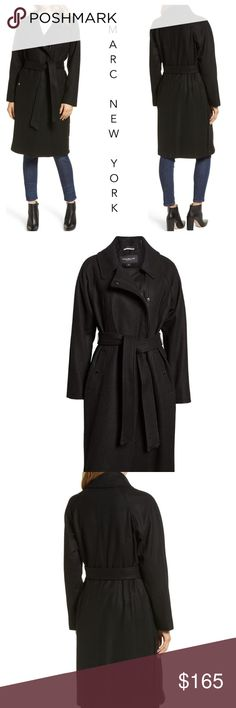 Plus Size Towne by London Fog Wool Blend Coat