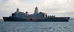 A short visit to USS Green Bay   Heru Legowo's Blog