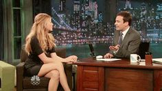 Pin for Later: 20 Times Blake Lively Couldn't Have Been Cuter — in GIFs When She Got All Giddy on Late Night