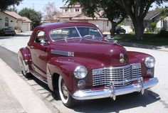 Hemmings Find of the Day – 1941 Cadillac Series 62 | Hemmings Daily Cadillac Series 62, Cars For Sale, Vehicles, Retro Art, Detroit, Rolling Stock, Cars, Vehicle, Vintage Art