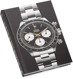 Workman Publishing A Man and His Watch Book Rolex Gmt, Rolex Watches, Watches For Men, Small Clock, Rolex Air King, Rolex Explorer, Expensive Watches, Rolex Daytona, Chronograph