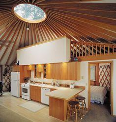 Rainier Yurts GREAT RM WO ARTweb