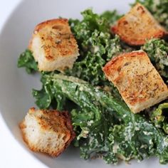 http://www.skinnymom.com/connection-recipe-kale-caesar-salad/