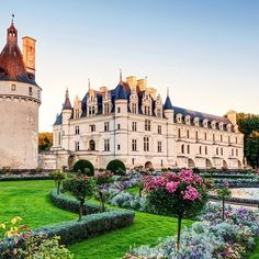 France's Loire Valley is home to more than 300 châteaux (or castles) and Chenonceau Castle is one of the most majestic, built in 1513 and spanning the River Cher. Inside, visitors will find incredible design, numerous rooms with elaborate floral displays,
