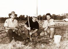 Warren Zevon in Emerald Australia  