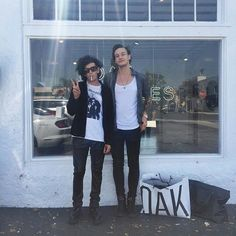 The George Daniel andThe Matty Healy, The 1975 @ImightLose