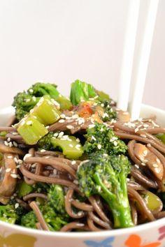 Simple Broccoli Stir Fry
