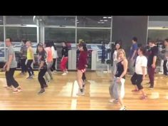 ▶ Can't believe it flo rida dance routine - YouTube