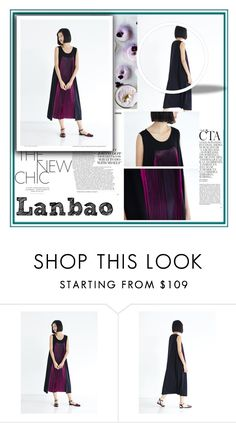 """""""LANBAO 2"""" by damira-dlxv ❤ liked on Polyvore featuring Whiteley"""