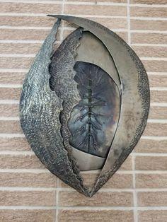 William Wessel Welded Steel Brutalist Wall Sculpture mcm wall sculpture - Wall Sculptures - Ideas of Wall Sculptures Metal Sculpture Artists, Metal Wall Sculpture, Wall Sculptures, Sculpture Ideas, Sculptures For Sale, Custom Metal, Brutalist, Steel, Decor