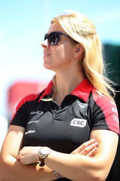 "Formula De Villota: ""I remember the entire accident"" Marussia F1, F 1, Formula One, Grand Prix, Racing, Running, Lace"