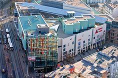 OC Plaza Times Square, Multi Story Building, Places, Oc, Travel, Czech Republic, Cities, Naturaleza, Lugares