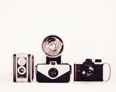Retro Camera Photo  hipster retro mod art  The by TraceyCapone, $30.00